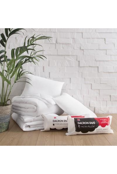 Yataş Bedding Dacron Duo Yastık 50 x 70 cm