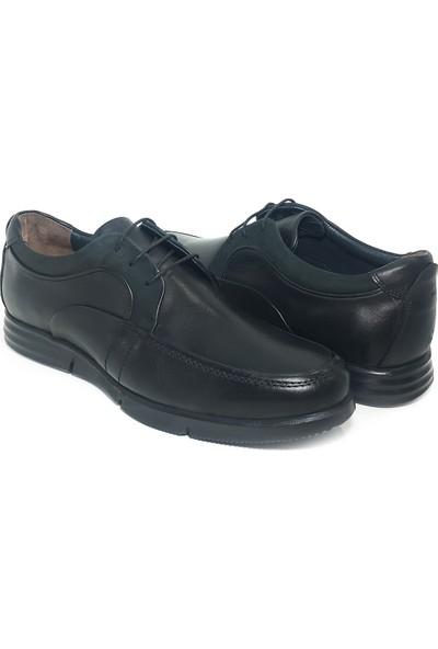 Delta Bağcıklı Deri Klasik Erkek Ayakkabı