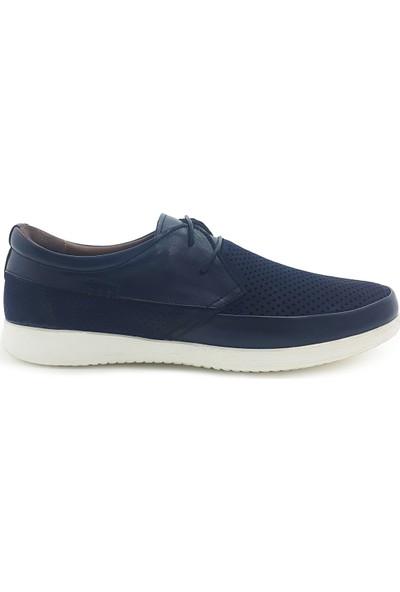 Delta Nubuk Deri Bağcıklı Casual Erkek Ayakkabı