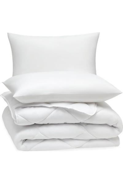 Yataş Bedding Dacron Duo Yastık Yorgan Seti ( Çift Kişilik 195X215 Cm)