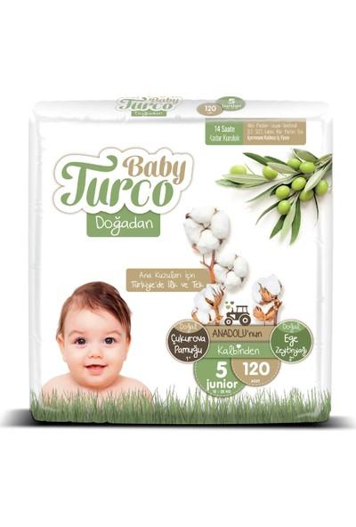 Baby Turco Doğadan 5 Numara Junior 120'li