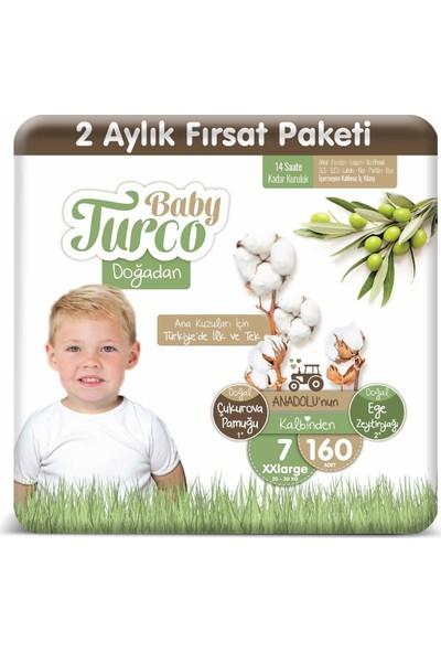 Baby Turco Doğadan 7 Numara Xxlarge 160'lı