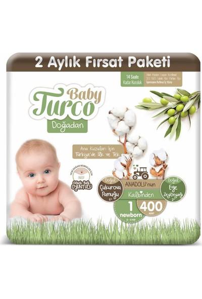 Baby Turco Doğadan 1 Numara Newborn 400'lü