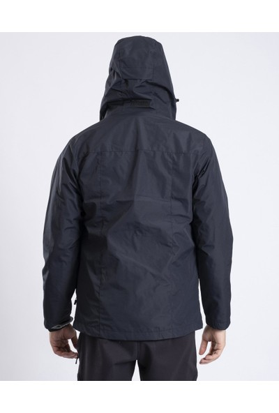 Exuma H Winter 3 In 1 Jacket M Navy 2011030-410