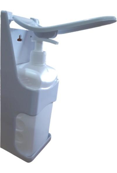 Rasyonel Pompalı Dezanfektan Makinası Aparatı Dispenseri 1000 ml