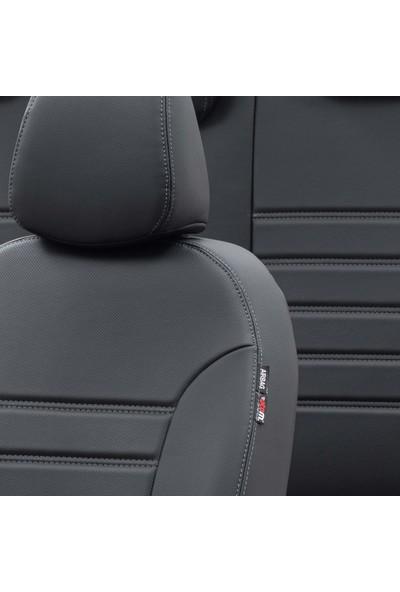 Otom Fiat Linea 2007-2017 Özel Üretim Koltuk Kılıfı İstanbul Design Siyah