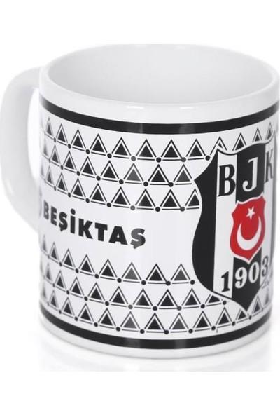 Mgm Lisanslı Taraftar Beşiktaş Seramik Kupa