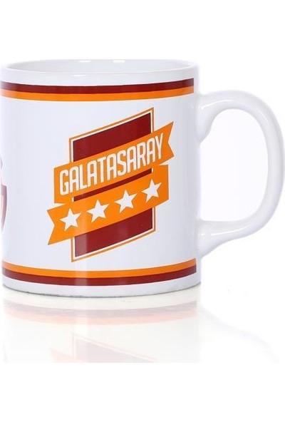 Mgm Lisanslı Taraftar Galatasaray Seramik Kupa