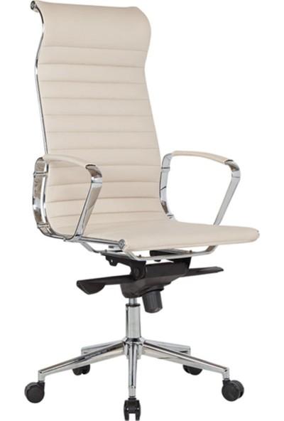 Sandalye Online Eames Fileli Döşemeli Ofis Koltuğu