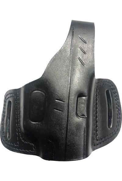 Arslantaş Walther P99 Hakiki Deri Siyah Kelebek Kılıf