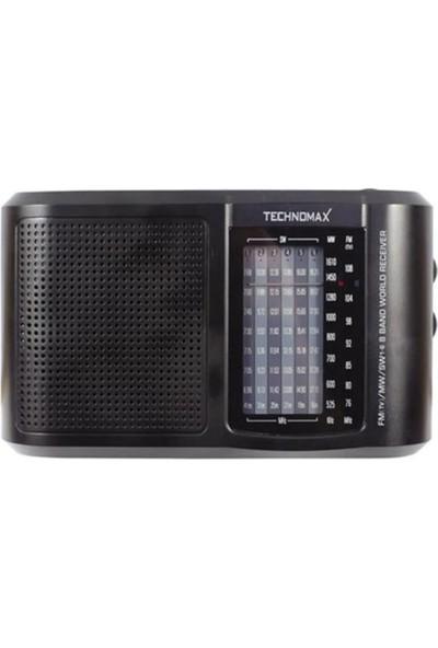 Technomax TM-6604 8 Band Radyo