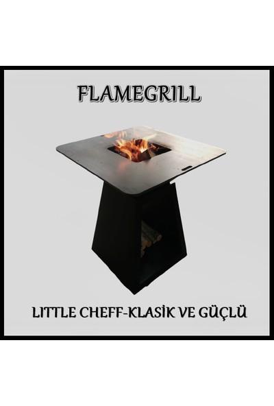 Mira Flamegrıll Lıttle Cheff-Klasik ve Güçlü !