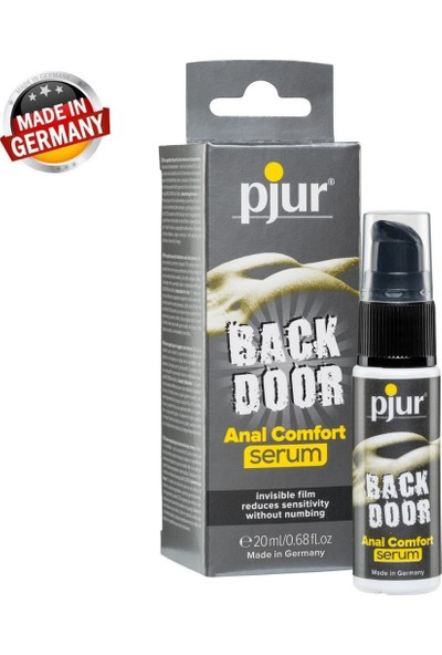 Pjur Back Door Anal Comfort Serum