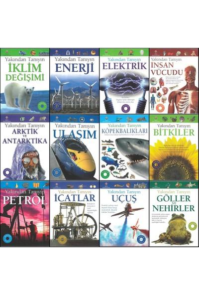 Tübitak Popüler Bilim Yakından Tanıyın 12 Kitap Set (14+Yaş)