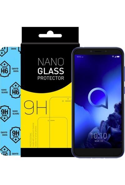Atalay Alcatel 1s Blue Nano Ekran Koruyucu