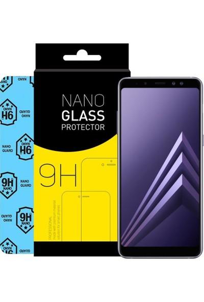 Atalay Samsung Galaxy A8 Plus 2018/A730F Blue Nano Ekran Koruyucu
