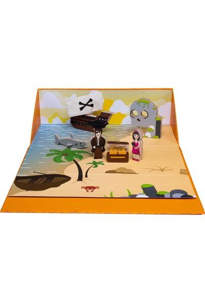 Alice & Grace Imaginory Eğitici Oyuncaklar Seti (Korsan + Korsan)