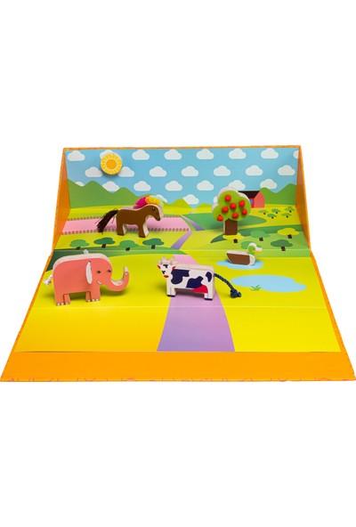 Alice & Grace Imaginory Eğitici Oyuncaklar Seti (Çiftlik + Korsan)