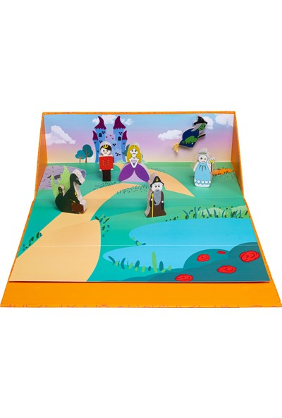 Alice & Grace Imaginory Eğitici Oyuncaklar Seti (Masal + Korsan)