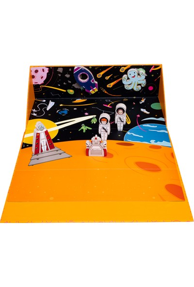 Alice & Grace Imaginory Eğitici Oyuncaklar Seti (Uzay + Masal)