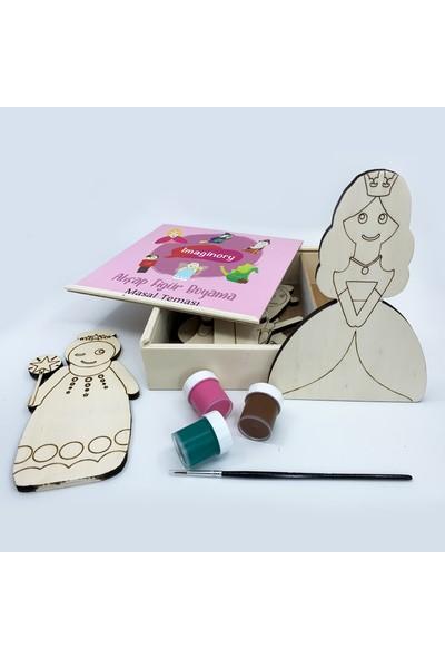 Alice & Grace Imaginory Masal Temalı Eğitici Oyuncak Seti