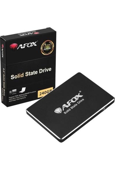 "Afox SD250-480GQN 480GB 560MB-480MB/s 2.5"" SATA3 SSD"