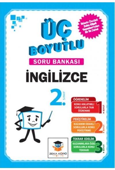 Zeka Küpü Yayınları 2. Sınıf 3 Boyutlu Soru Bankası
