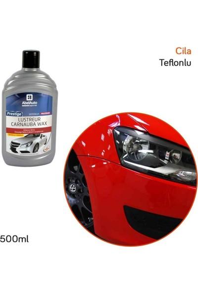 Abel Auto Teflonlu Cila 500 ml Excalibur (Turtle Wax)