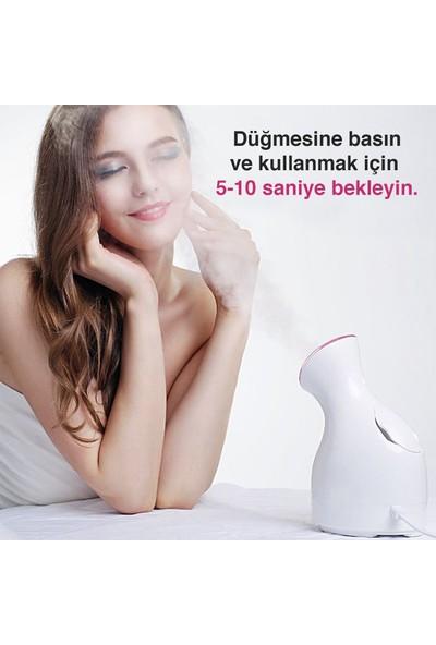 Dopagu Yüz Temizleme ve Yüz Buhar Makinesi Phyopus Face Streamer