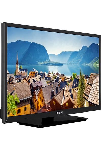 """Regal 24R604H 24"""" 61 Ekran Uydu Alıcılı Hd LED Tv"""