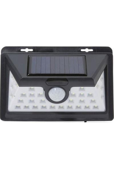 Taled Güneş Enerjili Hareket Sensörlü LED Lamba 32 Ledli Solar Enerji