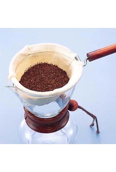 Hario Drip Pot Woodneck 3 Cups Filtre Kahve Demleme Ekipmanı