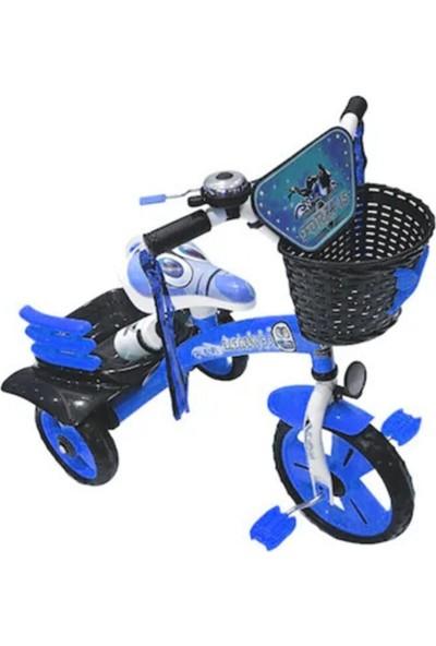 Dilaver Elegance 3 Tekerlek Çocuk Bisikleti