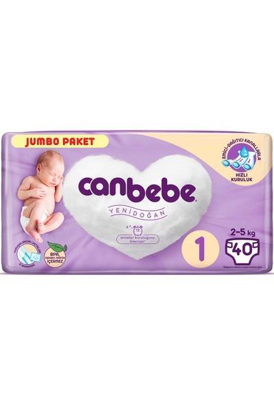 Canbebe Avantaj Yeni Doğan 2-5 kg 40'lı