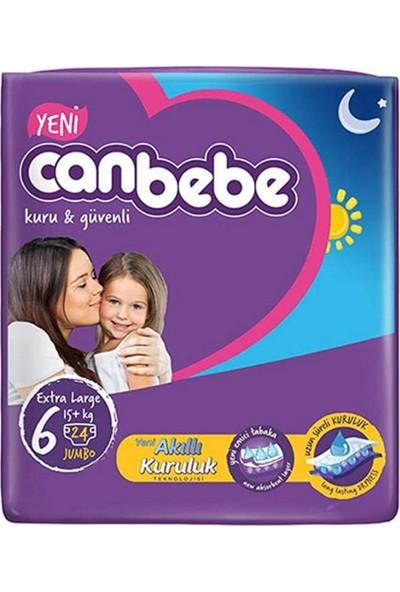 Canbebe Avantaj Extra Large 15 + kg 24'lü