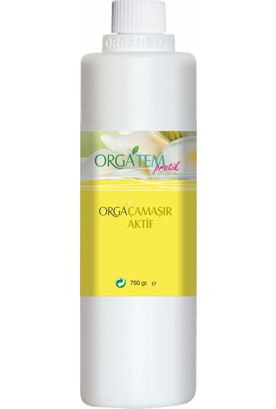 Orgatem Çamaşır Aktif (Deterjan Güçlendirici) 750 gr