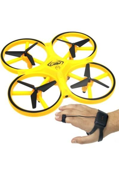Happy Toys Hareket Sensörlü Eldiven Kontrollü Drone