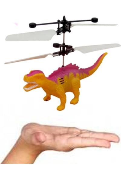 Smiley Toys Sensörlü Uçan Dinazor - El Kontrollü Şarjlı Sensörlü