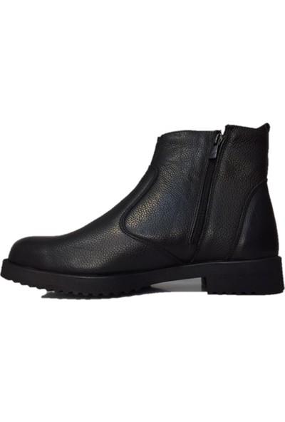 Ata 470 Içi Tamamen Yünlü Erkek Bot Ayakkabı