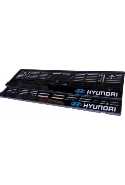 Berişbek Kardeşler Hyundai Pleksi Plakalık 2 Adet