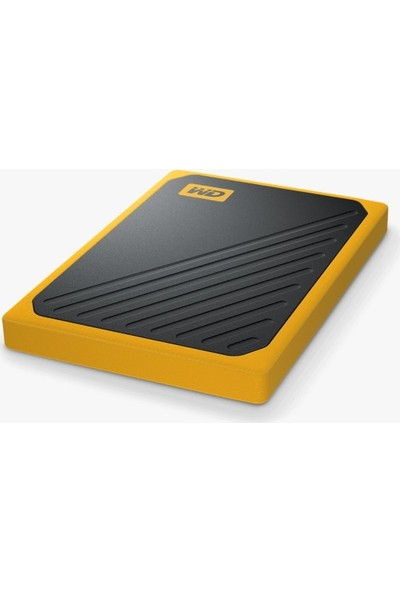 Western Dijital My Passport Go 2TB Taşınabilir SSD WDBMCG0020BYT-WESN