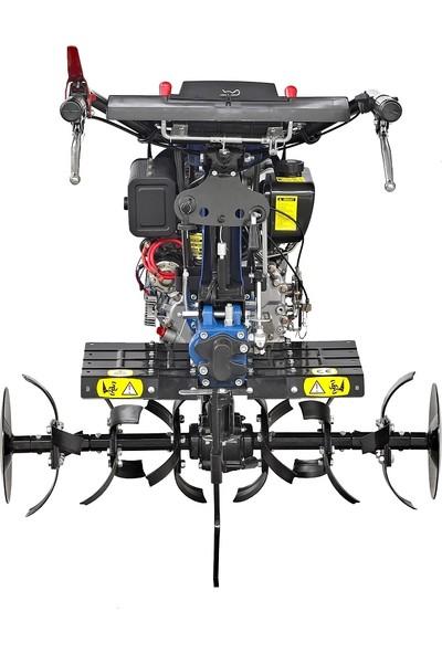 Ayka RZ 360 F Çapa Makinesi 178 F 7 hp Dizel İpli Motor 3+1 Vites