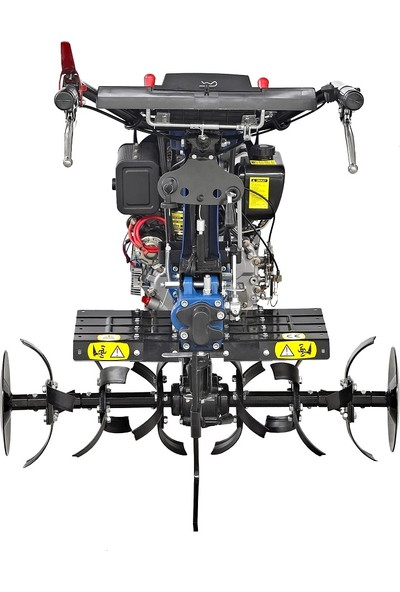 Ayka RZ 320 F Çapa Makinesi 178 F 7 hp Dizel İpli Motor 2+1 Vites