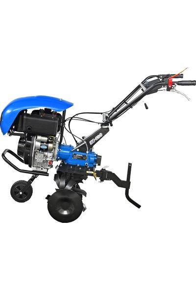 Ayka RZ 320 M Çapa Makinesi 178 F 7 hp Dizel İpli Motor 2+1 Vites
