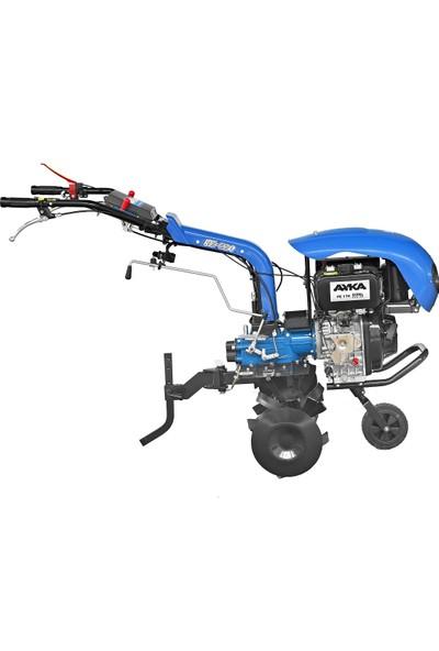 Ayka RZ 360 F Çapa Makinesi 178 FE 7 hp Dizel Marşlı Motor 3+1 Vites