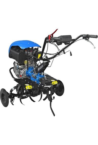 Ayka RZ 360 M Çapa Makinesi 178 FE 7 hp Dizel Marşlı Motor 3+1 Vites