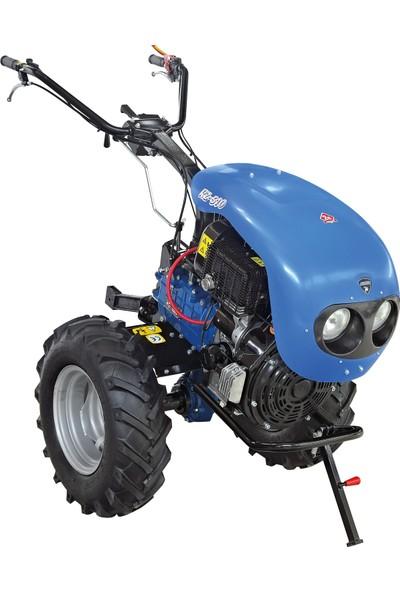 Ayka RZ 510 S Çapa Makinesi Antor 3LD510 12 hp Dizel İpli Motor 3+1 Vites