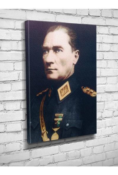 Ekon Gema Atatürk 68 Kanvas Tablo