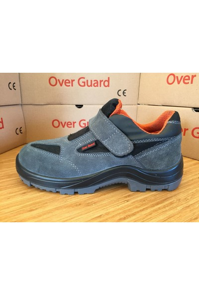 Over Guard Sl 401 S1 İş Ayakkabısı Yazlık