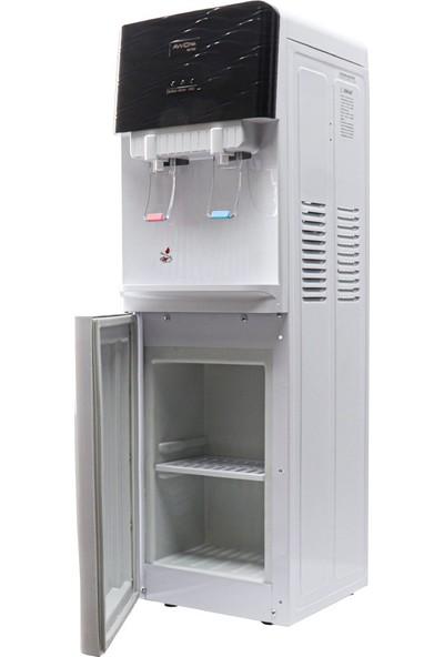 Awox Synka SSD450 Dolaplı Sıcak Soğuk Su Sebili